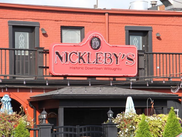 Nickelby's Roundbar and Kitchen