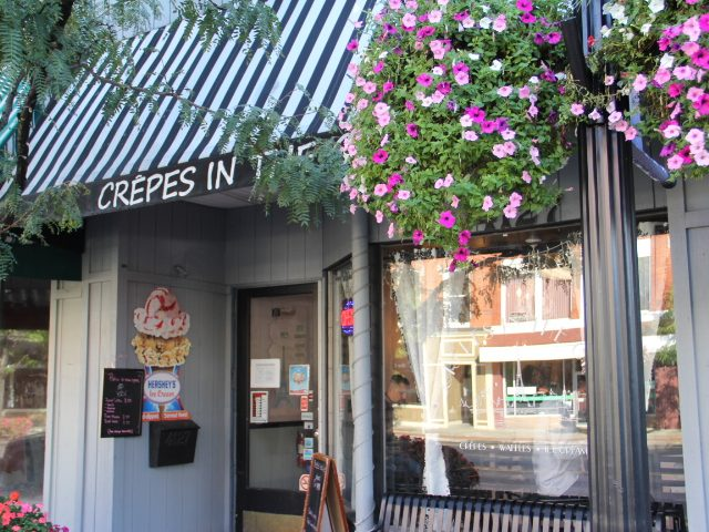Crepes In The City